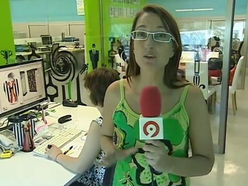 Reportaje Canal 9,2009