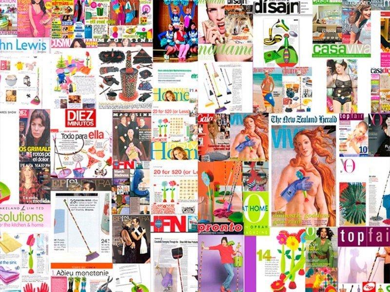 Revistas, 1996-2004