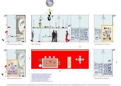 Diseño Stand,2003