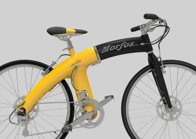 Bicicleta MORFOS XXL