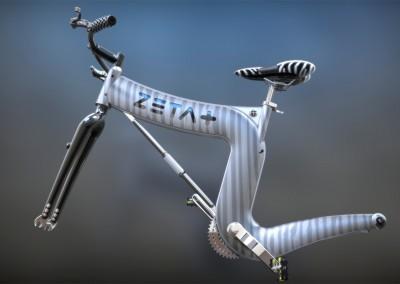 Bicicleta ZetaPLUS+